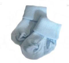 premature baby clothes tiny baby boys socks premature infant socks 5-8lb blue pair